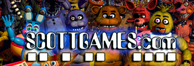 Indie Game Creators 187 Scott Cawthon Five Nights At Freddy S